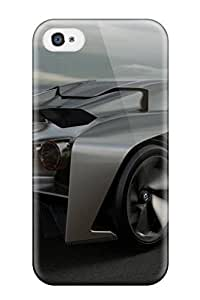 Brand New Touch4 Defender Case For ipod (nissan Concept)