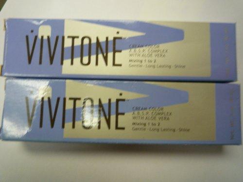 Vivitone Cream Hair Color GOLD / DORADO