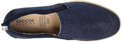 B C4064 Geox U Blu Bleu Sneaker Copacabana Uomo q0ngpEw