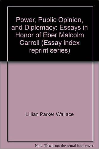Diplomacy Essay Diplomacy Essay  Diplomacy Essay