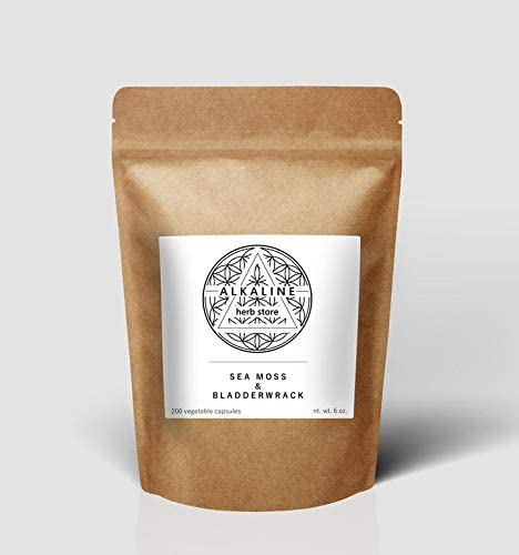 Alkaline Herb Store Moss Bladderwrack product image