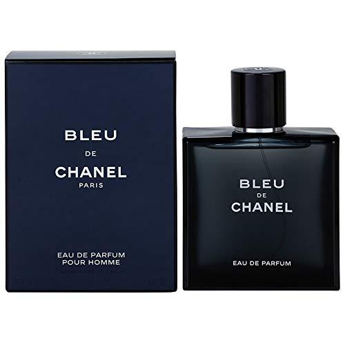 Bleu De Chanèl Eau De Parfum Pour Homme Spray 3.4 Oz/ 100 ml