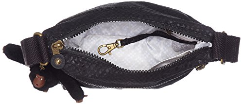 Bag Kipling body Scale 19m Zamor Cross Emb Black Women's Duo black q7BXwBU
