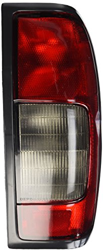 Depo 315-1927R-UF-RS Tail Light Assembly (NISSAN FRONTIER 10-99-04/2WD 3.3L TO 9/99 PASSENGER SIDE NSF)