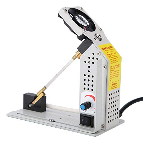 ZJchao Electric Rope Cutter Hot Cutting Machine Hot Knife Thermal Blade for Cutting Rope, Webbing, Fabric, Elastic Band(US Plug) ()