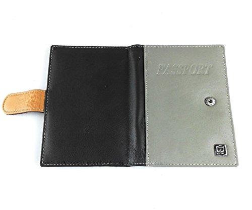 Zerimar Leather Wallet Multiple Wallet Compartments Leather Women Women's Women's for Wallet ccrwCfRZq