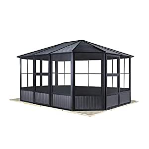 ShelterLogic Charleston Octagon Solarium 12 x 15