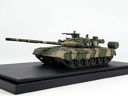 T-80 (T-80BV) Soviet Main Battle Tank 1/72 Scale Die-cast Model ()