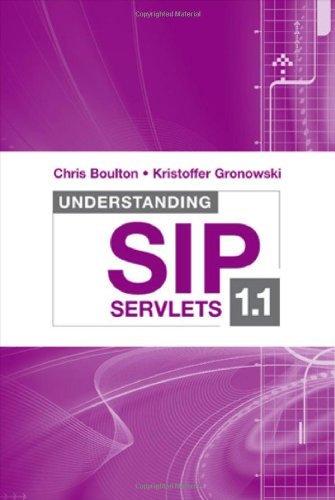 Download Understanding SIP Servlets 1.1 (Artech House Telecommunications) Pdf