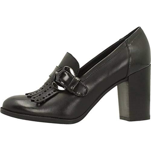 Para Heriete Modelo Mujer Mujer Color Negro Negro High Botas D Marca Geox Geox c9999 BqvdxB