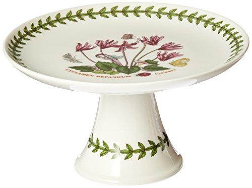 Garden Footed Cake Plate (Portmeirion Botanic Garden Cake Plate, Mini)