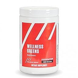 Poliquin Group, Wellness Greens Espresso,300g