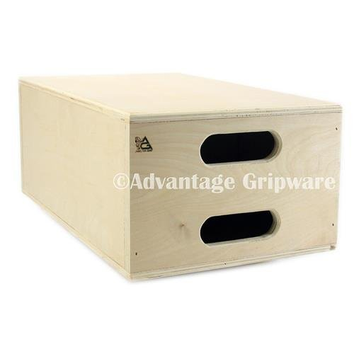 Advantage Gripware Apple Box Posing Prop, Full Apple Box 12 x 20 x 8 inches by Advantage Gripware