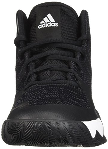 cheap price from china order online adidas Originals Men's Explosive Flash Basketball Shoes Core Black/Carbon/White authentic cheap online big sale sale online classic online feKxf1TAkK