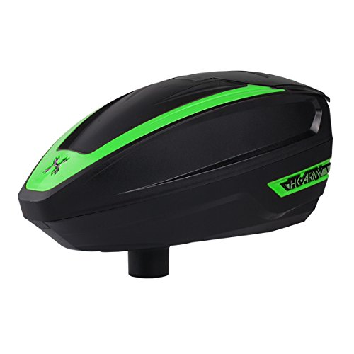 HK Army TFX Electronic Loader - Black / Neon Green by HK Army