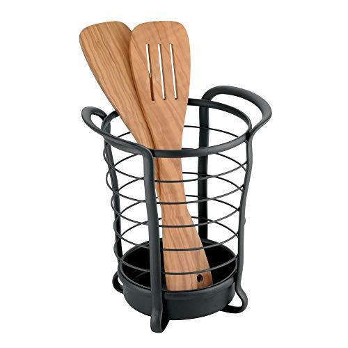 black spatula holder - 2
