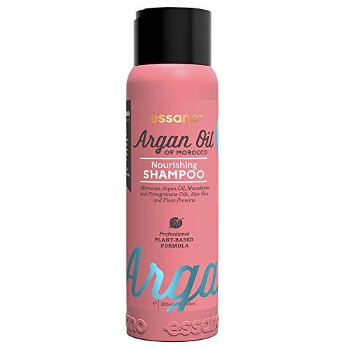 Essano Argan Oil Nourishing Shampoo, 300ml (10oz)
