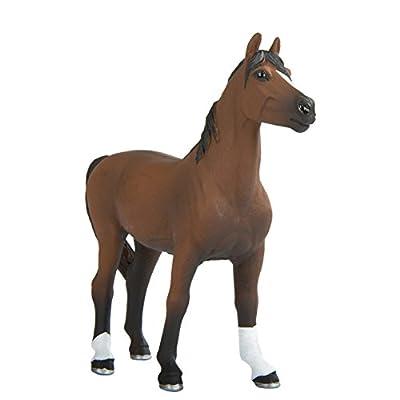 Safari 153105 WC Horses Morgan Stallion Minature: Toys & Games
