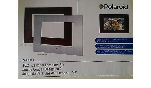 Amazon.com : Polaroid 10.2 Designer Faceplate Set : Instant Film Cameras : Camera & Photo