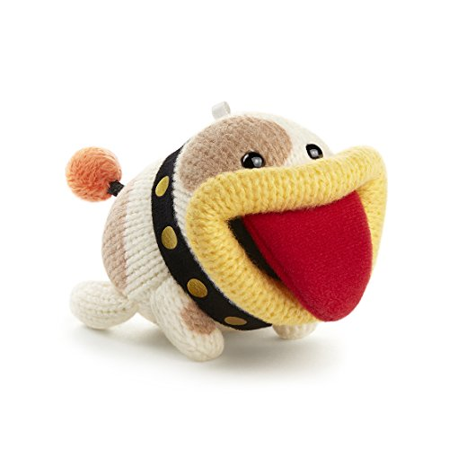 amiibo Pochi (Yoshi's Woolly World Series) [Japan Import] (Super Mario Bros 3ds Xl)