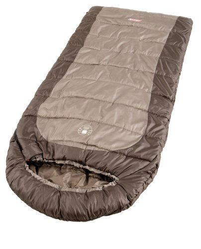 Coleman Everglades Extreme-Weather Hybrid Sleeping Bag, Outdoor Stuffs