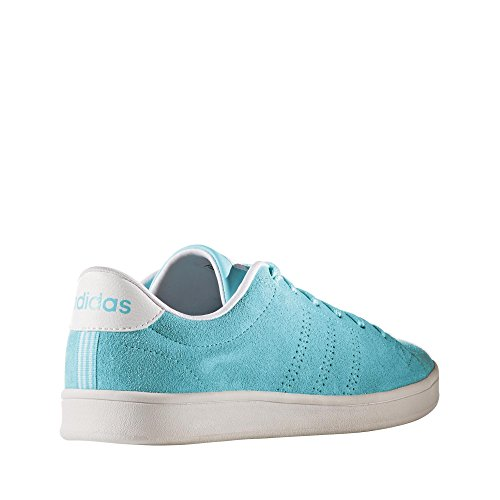 adidas Advantage Clean Qt W, Sneaker a Collo Basso Donna, Blu (Agucla/Agucla/Ftwbla), 38 EU