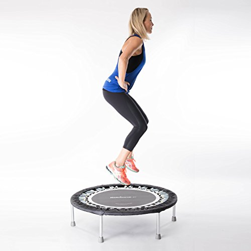 MaXimus Trampolines Pro Gym Rebounder Mini With Handle Bar
