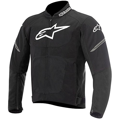 Alpinestars Viper Air Textile Mens Motorcycle Jackets - Black - X-Large (Textile Jacket Air)