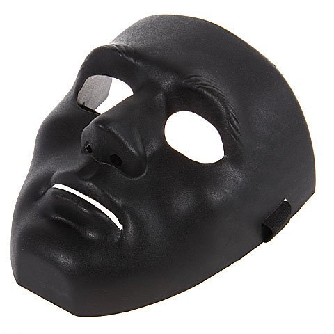 Grand Sale: Exhaust Ventilation Special Force Mask War Crisis (Black) - For Paintball, Bb Gun, Airsoft Mask, Halloween Mask, Goalie Masks, Goaltender Masks, Airsoft Face Mask, Paintball Masks - High Quality, Durable, Limited Collection (For Special Force Team)