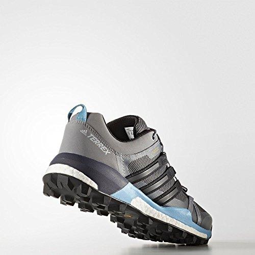azuvap Gris Randonne gridos De W negbas Chaussures bleu Skychaser Terrex Adidas Femme Basses noir Gtx Multicolore xCqZ4vgw