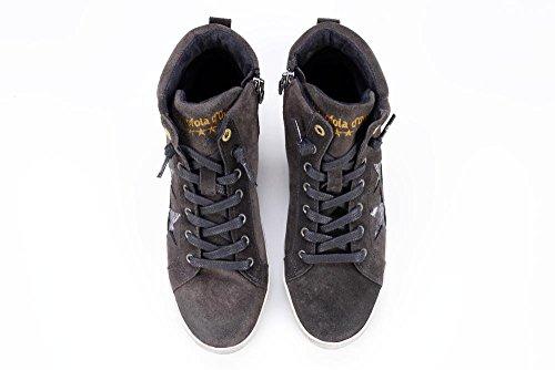 MID 37 nbsp;stafania 15 Grey pantofola Zapatillas Mujer tamaño D Oro nfqzYp