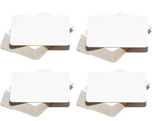 Charles Leonard Dry Erase Lapboard Set - Includes 60 Each 9