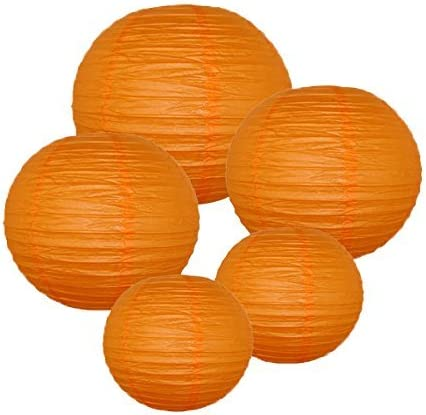 Thanksgiving Party Package Sogorge Fall Party Decorations Orange Party Kit,Thanksgiving Party Decorations//Birthday Party Decorations Autumn Decorations