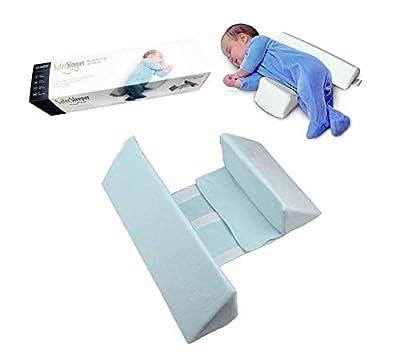 UNIKbrush Newborn Baby Sleep PillowSide Support for Infant