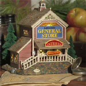 Department 56 Accents Good Morning America Mini Lighted Building