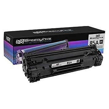 SPEEDYINKS Compatible HP CE285A HP 85A Cartucho de tóner láser Negro para su Uso en impresoras HP Laserjet Pro M1132, M1136, M1212nf, M1217nfw MFP, ...