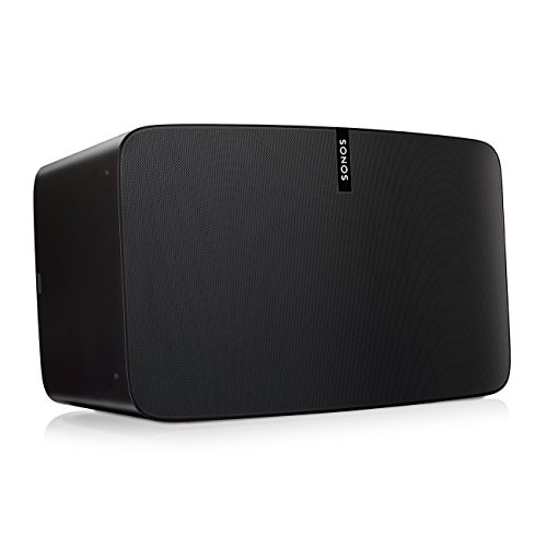 Sonos PLAY:5 Ultimate Wireless Smart Speaker for Streaming Music (Black)