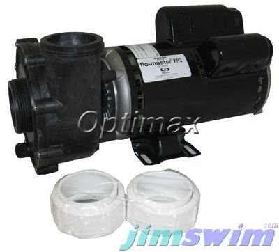 Gecko Aqua-Flo 06130395-2040 Flo-Master 3HP 2 Speed 230V XP2 Spa Pump (Aqua Flo Master)