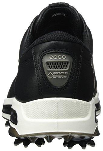 Ecco Cool Nero black black Sneaker Uomo Transparent qzvUFw