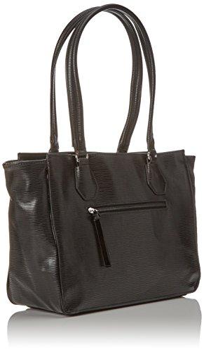 Mujer Tamaris Negro De Shoppers Babette Hombro black Y Comb Bolsos wqY17