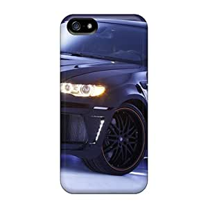 UKI1755Qmlw Tpu Case Skin Protector For Iphone 5/5s Bmw X6 Tuning With Nice Appearance