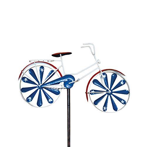 Briarwood Lane Bicycle Metal Wind Spinner Everyday Yard Stake 20