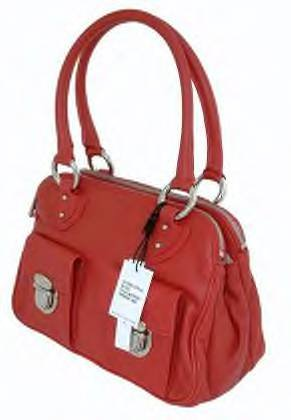 a55e80615f5 Image Unavailable. Image not available for. Color: Marc Jacobs Blake Satchel  Handbag