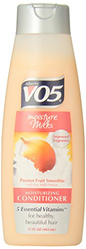 Passion Fruit Smoothie Moisturizing Conditioner Unisex by Alberto VO5, 15 Ounce