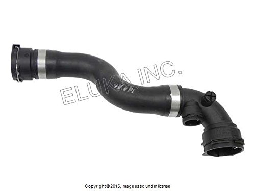 BMW Genuine Cooling System Upper Radiator Hose To Thermostat Housing X3 2.5i X3 3.0i (Cooling System Thermostat Housing)