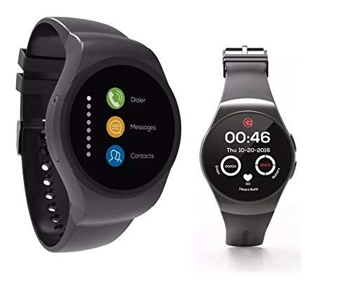 Amazon.com: Life 30 Bluetooth Smartwatch by Logic w/Health ...