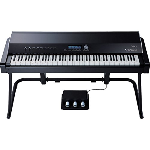 Roland V-PIANOC | 88 Key V-Piano Digital Stage Piano KS-V8 Stand