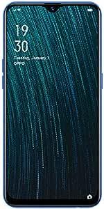 "OPPO A5S Smartphone, 32GB Memory, 3GB RAM, 6.2"" Display - Blue"