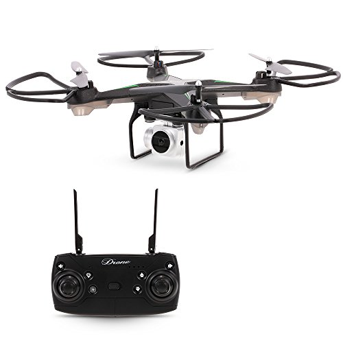 Goolsky JDTOYS JD-10S Drone 2.0MP Wide Angle WIFI FPV Altitude Hold RTF RC Quadcopter