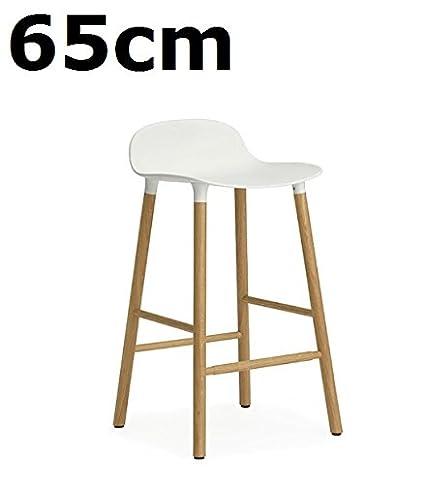 Tabouret Hauteur Assise 65 Cm.Normann Copenhagen Forme Forme Tabouret De Bar 65 Cm